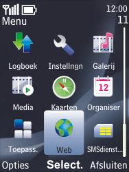 Nokia 6700 classic - Internet - internetten - Stap 2