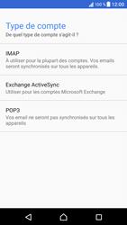 Sony Xperia XZ - Android Nougat - E-mail - Configuration manuelle - Étape 10