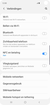 Samsung Galaxy S10 - Bluetooth - headset, carkit verbinding - Stap 5