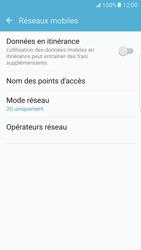 Samsung G935 Galaxy S7 Edge - Réseau - Changer mode réseau - Étape 7