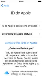 Apple iPhone 5s iOS 10 - Primeros pasos - Activar el equipo - Paso 16