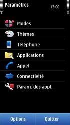 Nokia C7-00 - Internet - Activer ou désactiver - Étape 4