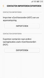 Samsung Galaxy Xcover 4 (SM-G390F) - Contacten en data - Contacten kopiëren van toestel naar SIM - Stap 7