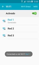 Samsung Galaxy J1 (2016) (J120) - WiFi - Conectarse a una red WiFi - Paso 8