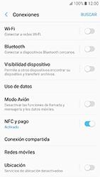 Samsung Galaxy A3 (2017) (A320) - Red - Seleccionar el tipo de red - Paso 5