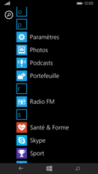 Nokia Lumia 735 - Internet et connexion - Partager votre connexion en Wi-Fi - Étape 3