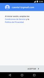 Motorola Moto G 3rd Gen. (2015) (XT1541) - E-mail - Configurar Gmail - Paso 13