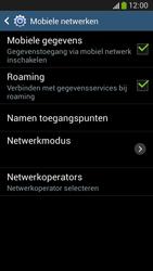 Samsung C105 Galaxy S IV Zoom LTE - Internet - handmatig instellen - Stap 9