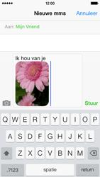 Apple iPhone 5c - MMS - hoe te versturen - Stap 12