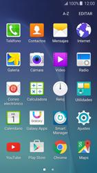 Samsung Galaxy J5 - Funciones básicas - Uso de la camára - Paso 3