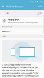 Samsung Galaxy S7 edge - WiFi - Mobiele hotspot instellen - Stap 10
