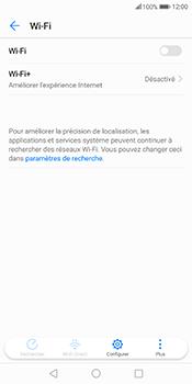 Huawei Mate 10 Pro - Wifi - configuration manuelle - Étape 4