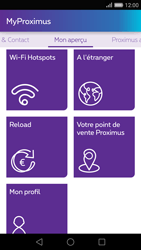Huawei P8 - Applications - MyProximus - Étape 18