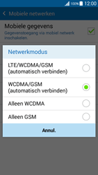 Samsung G531F Galaxy Grand Prime VE - 4G instellen  - Toestel instellen voor 4G - Stap 7