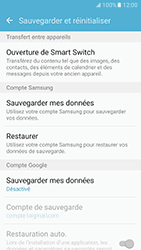 Samsung Galaxy S7 (G930) - Device maintenance - Back up - Étape 7
