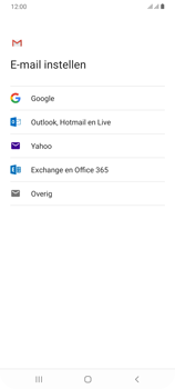 Samsung Galaxy A70 - E-mail - handmatig instellen (gmail) - Stap 8