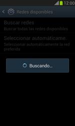 Samsung Galaxy S3 Mini - Red - Seleccionar una red - Paso 7