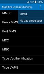Samsung G357 Galaxy Ace 4 - Internet - configuration manuelle - Étape 16