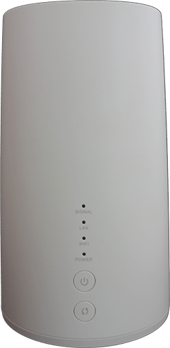Huawei B528 - Premiers pas - Accéder à votre interface de gestion - Étape 1