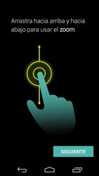 Motorola Moto X (2ª Gen) - Funciones básicas - Uso de la camára - Paso 5