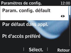 Nokia Asha 201 - Paramètres - Reçus par SMS - Étape 19