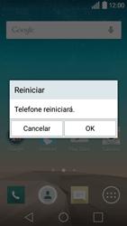 LG Y50 / LEON - Internet no telemóvel - Como configurar ligação à internet -  29