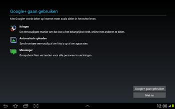 Samsung N8000 Galaxy Note 10-1 - Applicaties - Applicaties downloaden - Stap 11