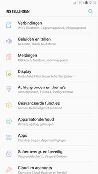 Samsung Galaxy J7 (2017) - MMS - handmatig instellen - Stap 4