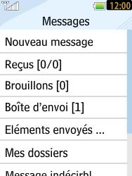 LG T385 - Contact, Appels, SMS/MMS - Envoyer un SMS - Étape 11