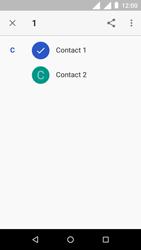 Nokia 1 - Contactgegevens overzetten - delen via Bluetooth - Stap 6