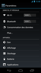 Samsung I9250 Galaxy Nexus - MMS - Configuration manuelle - Étape 4