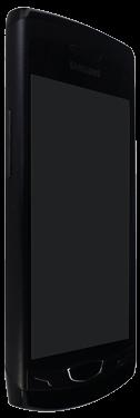Samsung Wave 2 - Premiers pas - Découvrir les touches principales - Étape 5