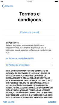 Apple iPhone 6s Plus - iOS 11 - Primeiros passos - Como ligar o telemóvel pela primeira vez -  19