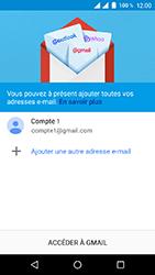 Wiko Tommy 2 - E-mails - Ajouter ou modifier votre compte Gmail - Étape 13