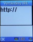 Samsung X481 - MMS - handmatig instellen - Stap 10