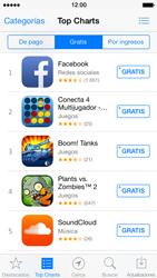 Apple iPhone 5s - Aplicaciones - Tienda de aplicaciones - Paso 5