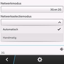 BlackBerry Q10 - Buitenland - Bellen, sms en internet - Stap 8