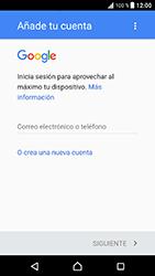 Sony Xperia XZ - Android Nougat - E-mail - Configurar Gmail - Paso 9
