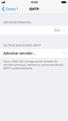 Apple iPhone SE - iOS 11 - Email - Configurar a conta de Email -  18