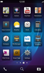 BlackBerry Z10 - Internet - Enable or disable - Step 3