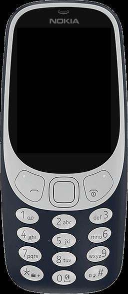 Nokia 3310 - Internet no telemóvel - Como configurar ligação à internet -  17