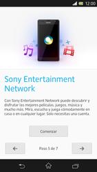 Sony Xperia Z - Primeros pasos - Activar el equipo - Paso 16