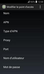 Acer Liquid Z200 - Mms - Configuration manuelle - Étape 9