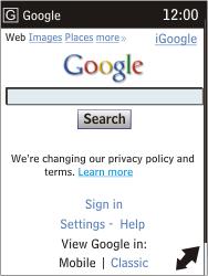 Nokia Asha 300 - Internet - Internet browsing - Step 5