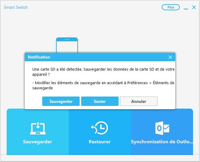 Samsung Galaxy A6 - Aller plus loin - Gérer vos données avec un ordinateur - Étape 10