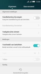 Huawei Y635 Dual SIM - SMS - Handmatig instellen - Stap 5
