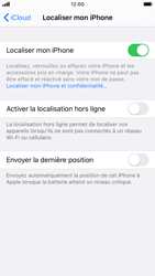 Apple iPhone 7 - iOS 13 - Appareil - activéz