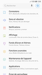 Samsung A520F Galaxy A5 (2017) - Android Oreo - Wi-Fi - Accéder au réseau Wi-Fi - Étape 4