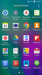 Samsung A500FU Galaxy A5 - Red - Seleccionar el tipo de red - Paso 3