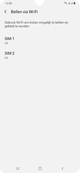 Samsung galaxy-a50-dual-sim-sm-a505fn - Bellen - WiFi Bellen (VoWiFi) - Stap 6